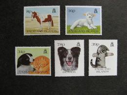 FALKLAND:TB Série N° 608 Au N° 612, Neufs XX. - Falkland Islands