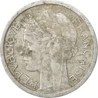 Monnaie, France, Morlon, Franc, 1958, Beaumont - Le Roger, TB, Aluminium - France