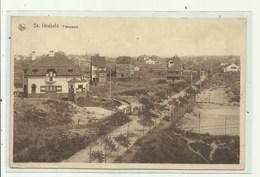 St-Idesbald - Panorama , Verzonden 1938 - Koksijde