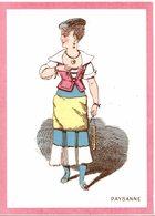 CHROMO  PAYSANNE - Trade Cards