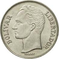 Monnaie, Venezuela, 2 Bolivares, 1989, TTB, Nickel Clad Steel, KM:43a.1 - Venezuela
