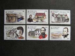 FALKLAND: TB Série N° 630 Au N° 635, Neufs XX. - Falkland Islands