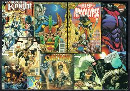 CP PUB - ARTS - CULTURE - Expo Musée De MARIEMONT Sur Les BD Comics - Non Circulé - Not Circulated - Nicht Gelaufen. - Werbepostkarten