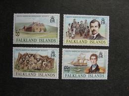FALKLAND: TB Série N° 640 Au N° 643, Neufs XX. - Falkland Islands