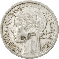 Monnaie, France, Morlon, Franc, 1945, Castelsarrasin, TB, Aluminium - France