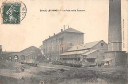 Epinac Les Mines Puits De La Garenne - France