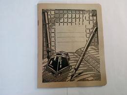Ancien Cahier Vierge Avec Table De Multiplication .... NA76 - Books, Magazines, Comics
