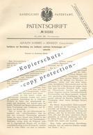 Original Patent - Adolph Sommer , Berkeley , Kalifornien , California , 1888 , Verbindung Aus Fett U. Chlorschwefel   Öl - Historical Documents