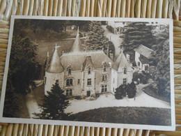 87 HAUTE VIENNE/ SAINT MARTIN TERRESSUS Chateau De RIBAGNAC (voyagée 1953) - France