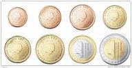 @Y@  Nederland    Serie  2005   1 Ct - 2 Euro   UNC  8  Munten - Netherlands