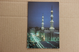 Arabie Saoudite, Médine, Al Harram Al Nabawi, Mosquée - Arabie Saoudite