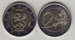 @Y@    Letland  2  Euro  2016  Commemorative - Letland