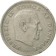 Monnaie, Danemark, Frederik IX, Krone, 1970, Copenhagen, TB+, Copper-nickel - Denmark