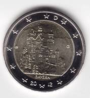 @Y@   Duitsland 2 Euro Commemorative 2012  BAYERN - Germany