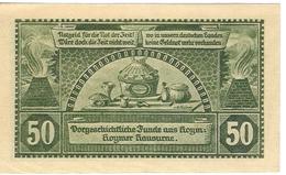 Deutschland Notgeld 50 Pfennig Mehl634.2 HOYM /03M/ - [11] Local Banknote Issues