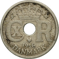 Monnaie, Danemark, Christian X, 10 Öre, 1926, Copenhagen, TB, Copper-nickel - Denmark