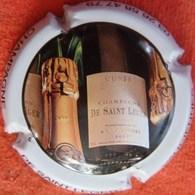"""CAPSULE DE CHAMPAGNE """" SAINT LEGER """" - Champagne"""