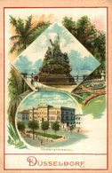CHROMO   DUSSELDORF - Trade Cards