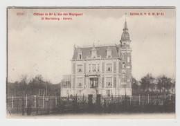 Brasschaat  Sint-Mariaburg  Château De Mr A Van Den Weyngaert - Brasschaat
