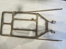 Porte Bagage Truppenfahrad Vélo Allemand Ww2 - 1939-45