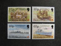 FALKLAND: TB Série N° 654 Au N° 657, Neufs XX. - Falklandeilanden