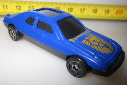 CAR FANTASTIC METAL - Collectors E Strani - Tutte Marche