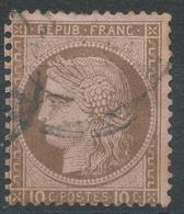 Lot N°44219  N°54, Oblit Cachet à Date - 1871-1875 Cérès