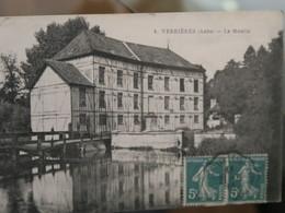 BZ - 10 - VERRIERES - AUBE  - Le Moulin - Frankrijk