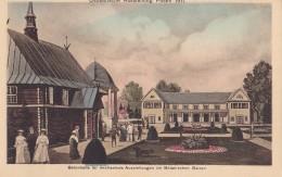 Posen 1911 Ostdeutsche Ausstellung Betonhalle Für Wechseinde Ausstellungen Im Botanischen Garten - Polen