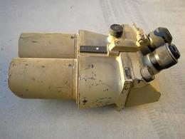 BINOCULAIRE ALLEMANDS FLAKGLAS BUSCH DF 10X80MM WW2 - Optics