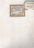 Cartes Marines Service Hydrographie De La Marine 1903 De Ouistreham A Dieppe Annotée - Nautical Charts