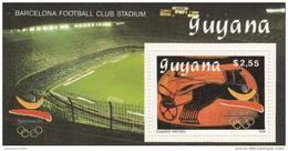 Guyana Hb Michel 65A Al 70A - Sommer 1992: Barcelone