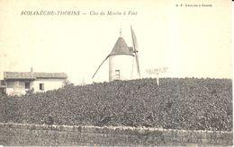 (71) Saône Et Loire - Romanèche-Thorins - Clos Du Moulin à Vent - France