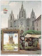 Congo Hb Michel 46B SIN DENTAR - Summer 1992: Barcelona