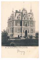 CPA Dos Non Divisé : NAMUR La Plante - Villa Saint Pierre ( Ou Magery ) - Gros Plan - Namur