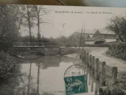BZ - 08 - WAGNON - Les Bords Du Plumion - Otros Municipios