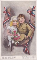 MILITARY ROMANCE - JOLLY GOOD LUCK TO THE LASS THAT LOVES THE SOLDIER - Sonstige