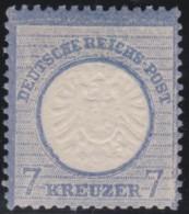Deutsches Reich     .    Michel      .    26      .     *      .    Ungebraucht Mit Gummi Und Falz - Deutschland