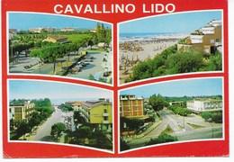 30016  CAVALLINO LIDO        ~ 1980 - Italia