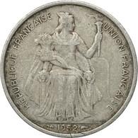 Monnaie, Nouvelle-Calédonie, 5 Francs, 1952, Paris, TB, Aluminium, KM:4 - New Caledonia