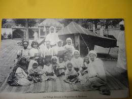 Exposition Nationale 1907Le Village Africain - Bordeaux