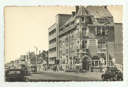 Nieuwpoort - Baden *  Albert I Laan (Normandy Hotel) - Nieuwpoort