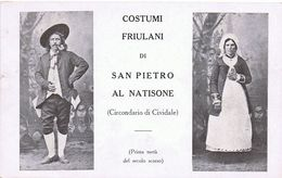 Costumi San Pietro Al Natisone -NV - Udine