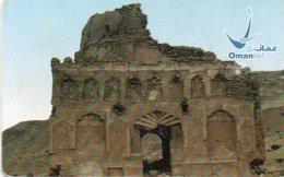 PHONE CARD-OMANTEL AL MULTAQA-KALHAT-CIP - Oman