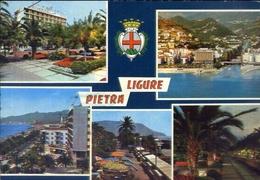 Pietra Ligure - Savona - 125 - Formato Grande Viaggiata – E 7 - Savona