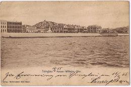 Tsingtau Tsingtao ( China ) - Kaiser Wilhelm - Ufer V. 1906 - Andere