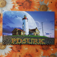 Netherlands -  Phare - Lighthouse - QSL - Lighthouses