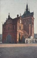 DANZIG-STOCKTURM. RUDOLF VAN DUHREN. . POLONIA POLAND CIRCA 1920- BLEUP - Polen