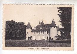 Sp- 38 - LA FRETTE - Le Chateau - - Non Classés
