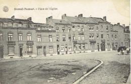 Namur Bomel Place De L'eglise Bureau Des Postes 1923 - Namur